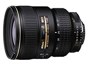 Nikon 17-35mm f/2.8D ED-IF AF-S Zoom Nikkor Lens for Nikon Digital SLR Cameras