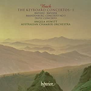 Bach: The Keyboard Concertos, Vol. 1