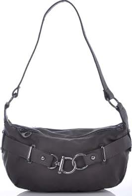 Ara Bags Ara Damen Handtaschen Schultertaschen Umhängetaschen Baguette Braun, Mud, Schlamm 29x14,5x5,5 cm (B x H x T)