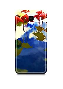 Abstract Oil Painting Xiaomi Redmi 2 Case