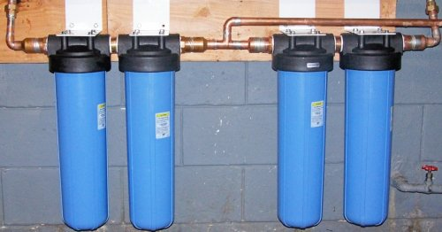 We Are actually Energized Every single child Launch Great Aqua Filter Plus  DPWW20CS Double-Parallel Whole House Filtration System in order to You 518d3f6705