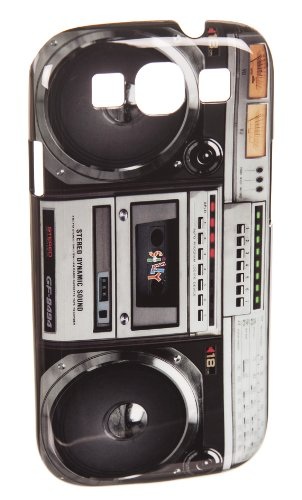Retro Boombox Galaxy S3 Case images
