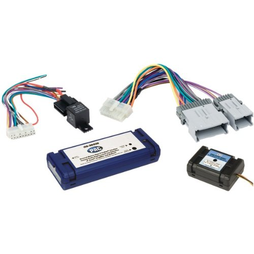 Pac Os-2C Bose Onstar Interface (For Class Ii Vehicles Equipped With Factory Bose Systems)-By-Pac