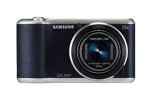 Samsung Galaxy Camera 2 Appareil photo numérique compact Ecran LCD 4,8'' (12,2 cm) 16,3 Mpix Zoom optique 21x USB Wi-Fi Noir