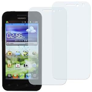 2 x mumbi Displayschutzfolie Huawei U8860 Honor Schutzfolie CrystalClear unsichtbar