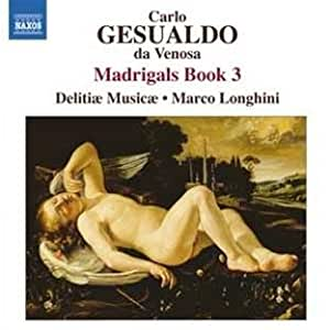 Madrigals Book 3