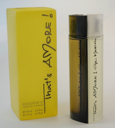 That's Amore da donna 75 ml & da uomo 75 ml - Gai Mattiolo Edt. Spray 2 x 75 ml
