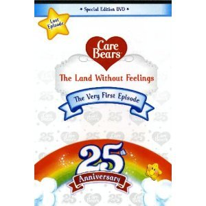 Care Bears (The Land Without Feelings - The Very First Episode) Lost Episode, 25th Anniversary Special Edition DVD