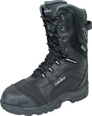 HMK Voyager Lace Up Womens Boots Black 10 HM910VW