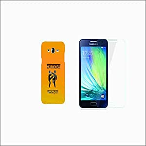 Samsung Galaxy J7 Cover Combo by The Malabis