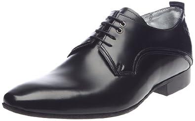 azzaro alozi chaussures de ville homme noir 44 eu chaussures et sacs. Black Bedroom Furniture Sets. Home Design Ideas