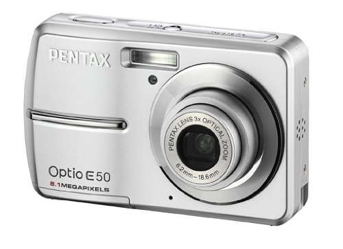Pentax Optio E50