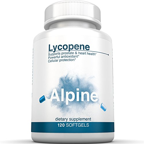 Alpine Lycopene 10mg Supplements Softgels 120 Caps (Milk Powder Made In Usa compare prices)