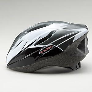 cle自転車ヘルメット取り外し ...