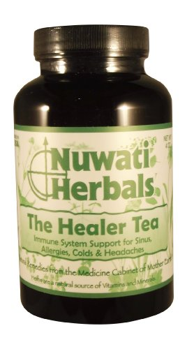 Nuwati Herbals The Healer Tea, 4 Ounces