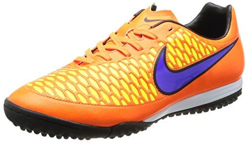 Nike - Magista Onda Tf, Scarpe Da Calcio da uomo, arancione (ttl orng/prsn vlt-lsr orng-hyp 858), 45