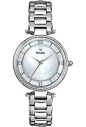 Bulova Women's 96L185 Bracelet Watch