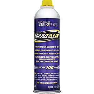 Royal Purple 11755 Max-Tane Total Diesel Fuel Performance - 20 oz.