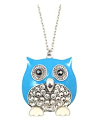Ammvi Creations Owl Dynasty-Desirable Owl Pendant Necklace For Women