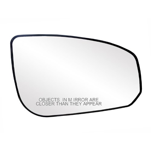 fit-system-80190-nissan-maxima-right-side-power-replacement-mirror-glass-with-backing-plate