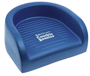 Baby Smart Cooshie Booster Seat - Blue