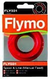 Spool & Line: Flymo FLY031 Mini Trim manual feed spool & line Genuine: MiniTrim Manual (2003+): McCULLOCH MT21: