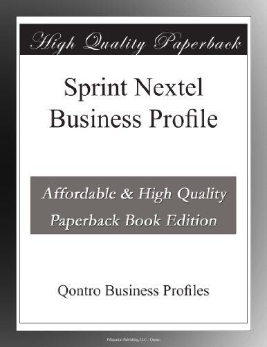 sprint-nextel-business-profile