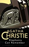 ELEPHANTS CAN REMEMBER (0006162649) by AGATHA CHRISTIE