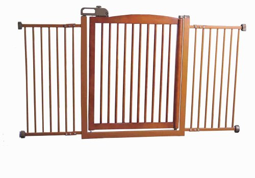 Richell 94134 One-Touch 150 Pet Gate  Autumn