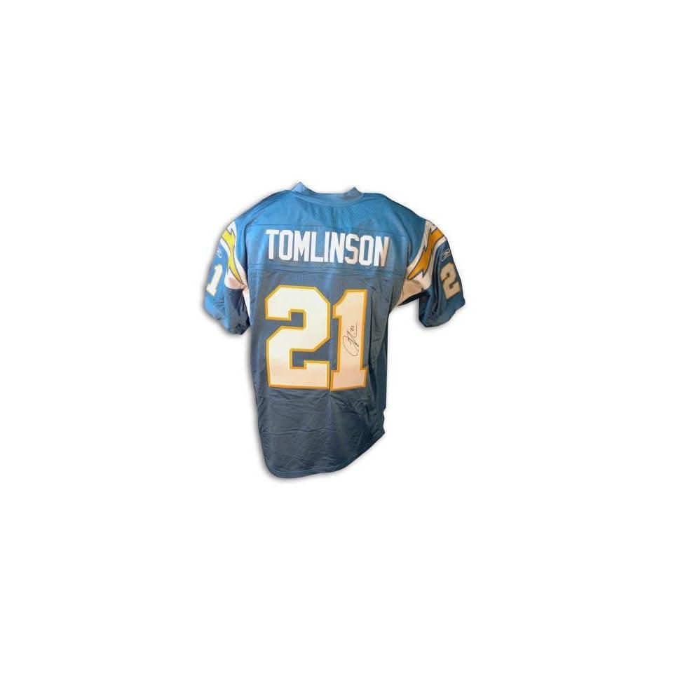 LaDainian Tomlinson San Diego Chargers Powder Blue Reebok Authentic Jersey