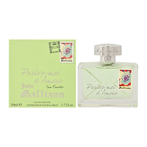 John Galliano 26393 Parlez Acqua Di Colonia - 50 ml