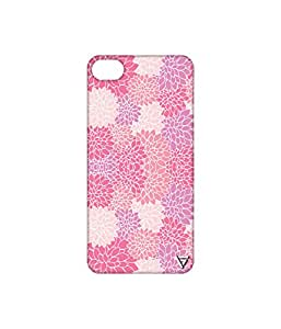 Vogueshell Flower Pattern Printed Symmetry PRO Series Hard Back Case for Apple iPhone 6S Plus