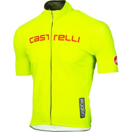 Buy Low Price Castelli Gabba WS Short Sleeve Men's Jersey (B008H5F4OC)