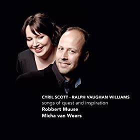 Scott/Vaughan Williams: Songs of Quest and Inspiration