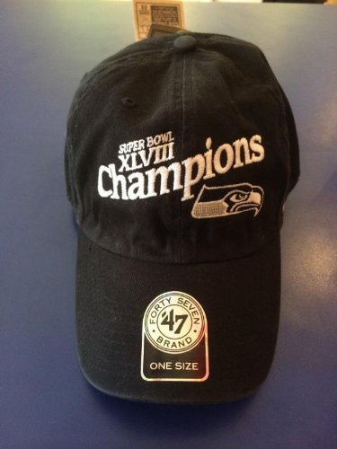 47 Brand NFL Seattle Seahawks Super Bowl XLVIII