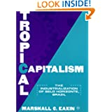 Tropical Capitalism: The Industrialization of Belo Horizonte, Brazil