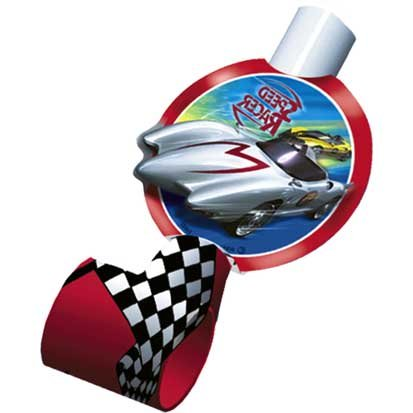 Speed Racer Blowouts 8ct - 1