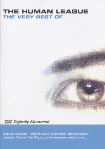 Human League - The Very Best Of The [DVDRip] 41R0Na3y5GL