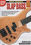 Cover art for  10 EASY LESSONS SLAP BASS DVD AND BOOKLET IN CASE