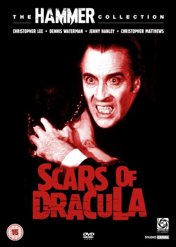 Scars of Dracula [DVD]