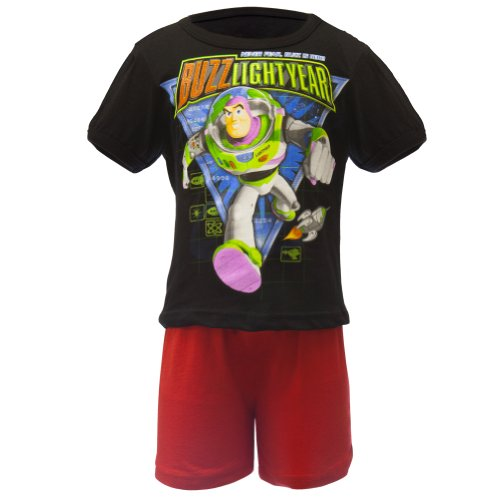 Toy Story - Buzz Is Here Toddler Shirt And Shorts Set