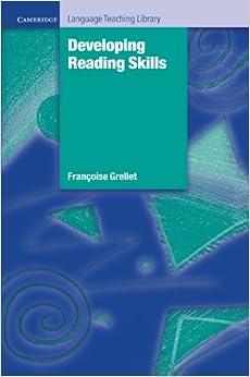 Grellet developing reading skills