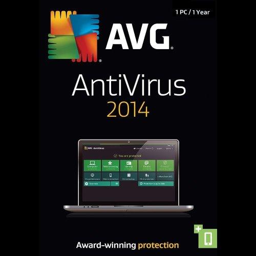 AVG Anti-Virus 2014, 1-User 60 Day Trial [Download]