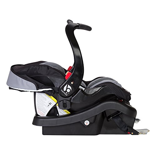 baby trend secure snap fit 35 infant car seat rococco dealtrend. Black Bedroom Furniture Sets. Home Design Ideas