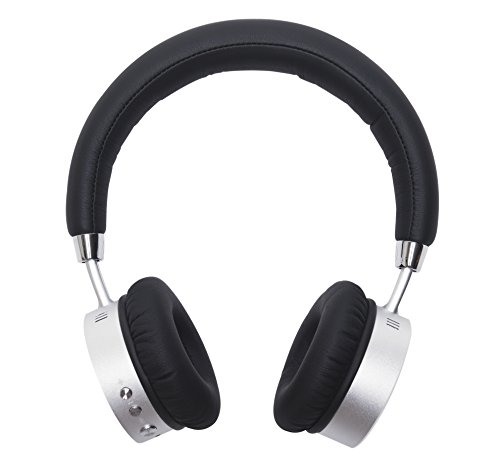Diskin DH1 Bluetooth Wireless Headphones With Inline Microphone, Stereo Sound Audiophile Beats