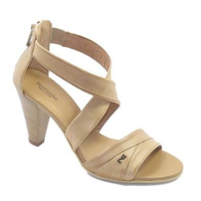 Nero giardini donna sandali cuoio 40 scarpe e borse - Amazon scarpe nero giardini ...