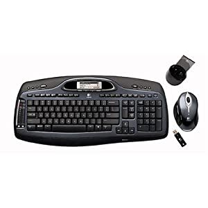 Logitech Cordless Desktop MX 5000 Laser (967558-0403)