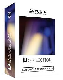 Arturia V Collection 4 Software Instrument Bundle (boxed)