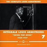 echange, troc Louis Armstrong - Swing That Music 1934-1937 Intégrale Louis Armstrong /Vol.7