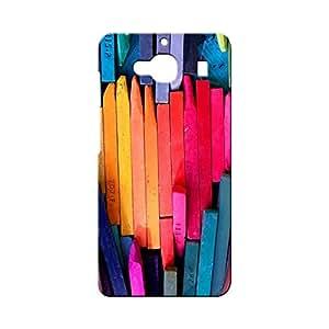 BLUEDIO Designer 3D Printed Back case cover for Xiaomi Redmi 2 / Redmi 2s / Redmi 2 Prime - G3847
